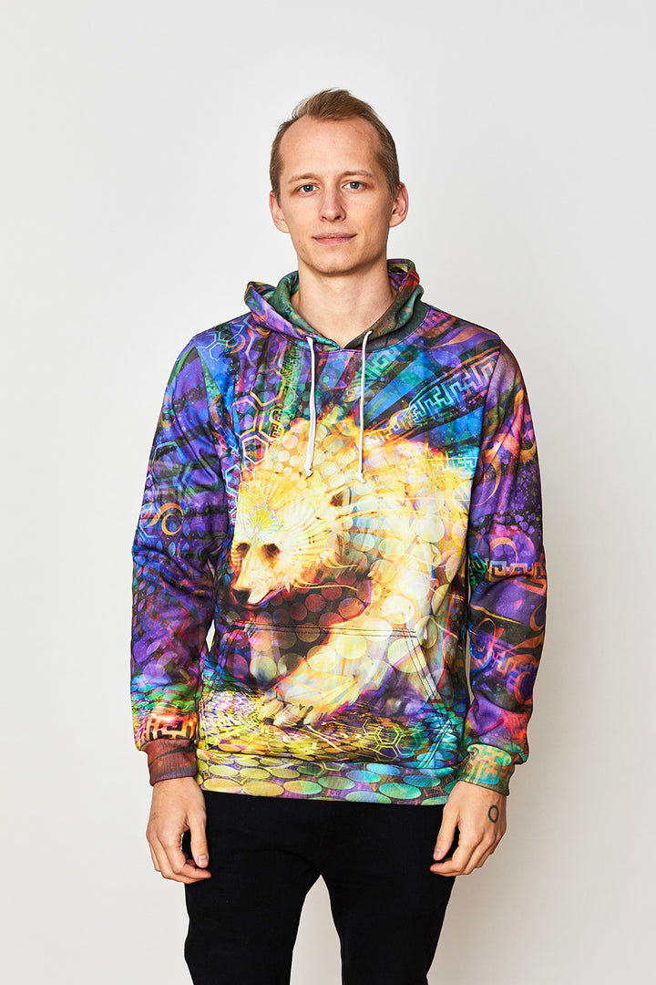 Spirit Bear Hoody