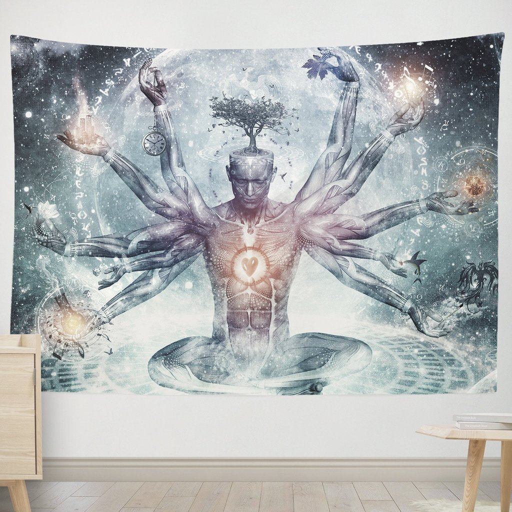 The Neverending Dreamer Tapestry