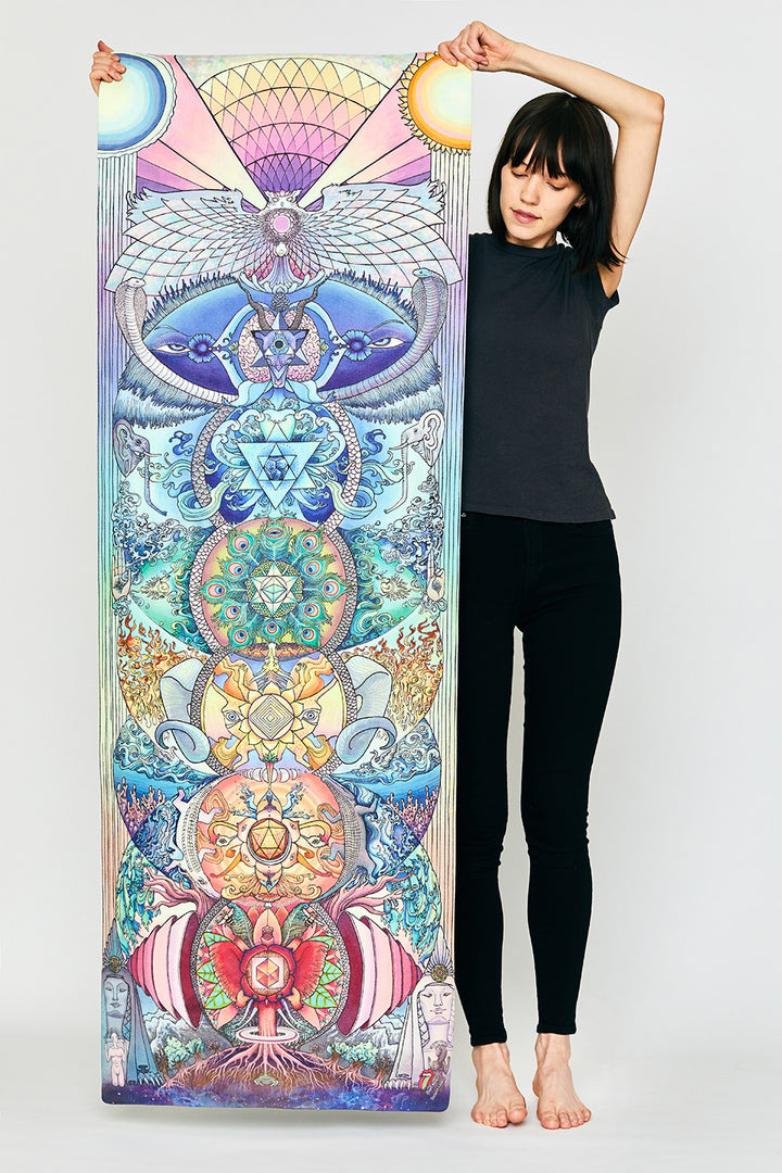 Waking Life Yoga Mat