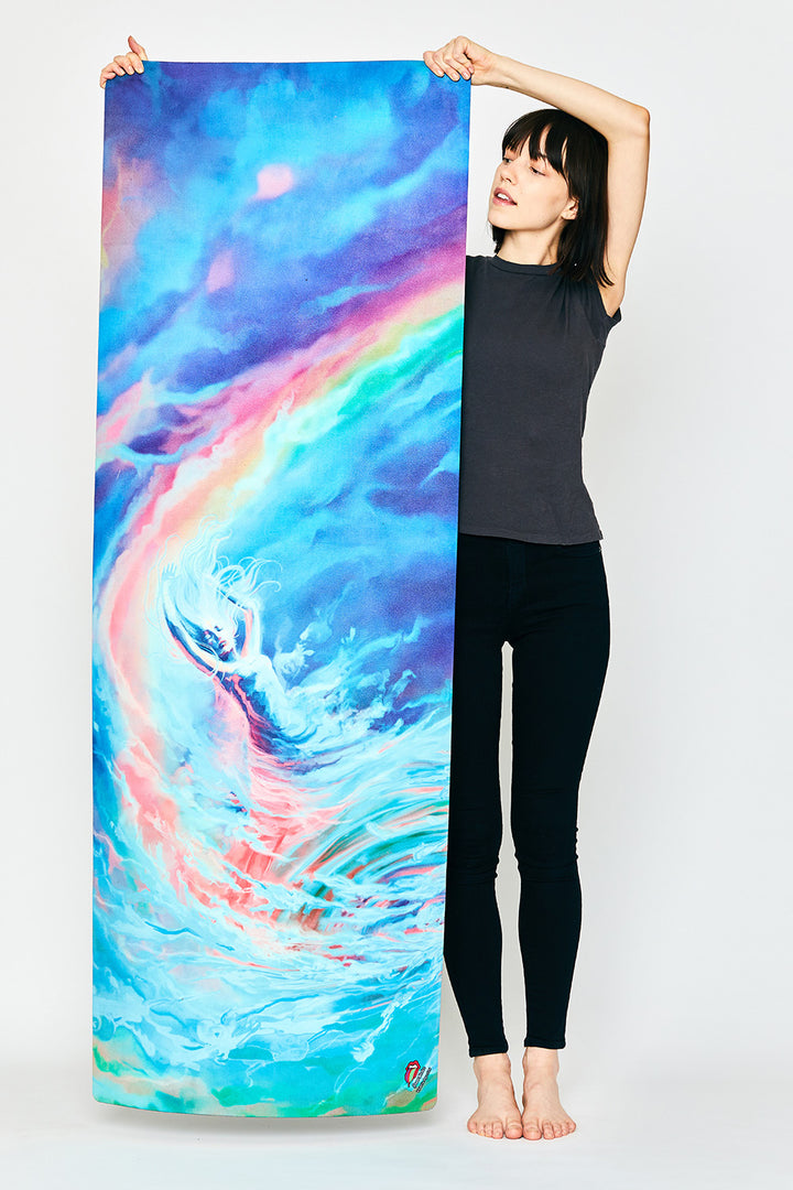 Wave Yoga Mat