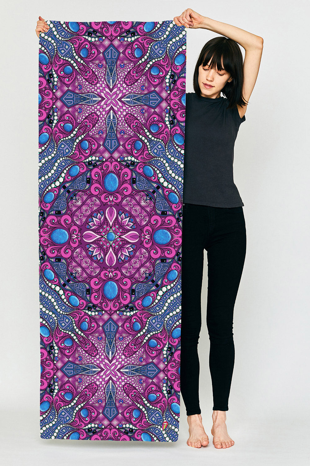 Frequency Yoga Mat