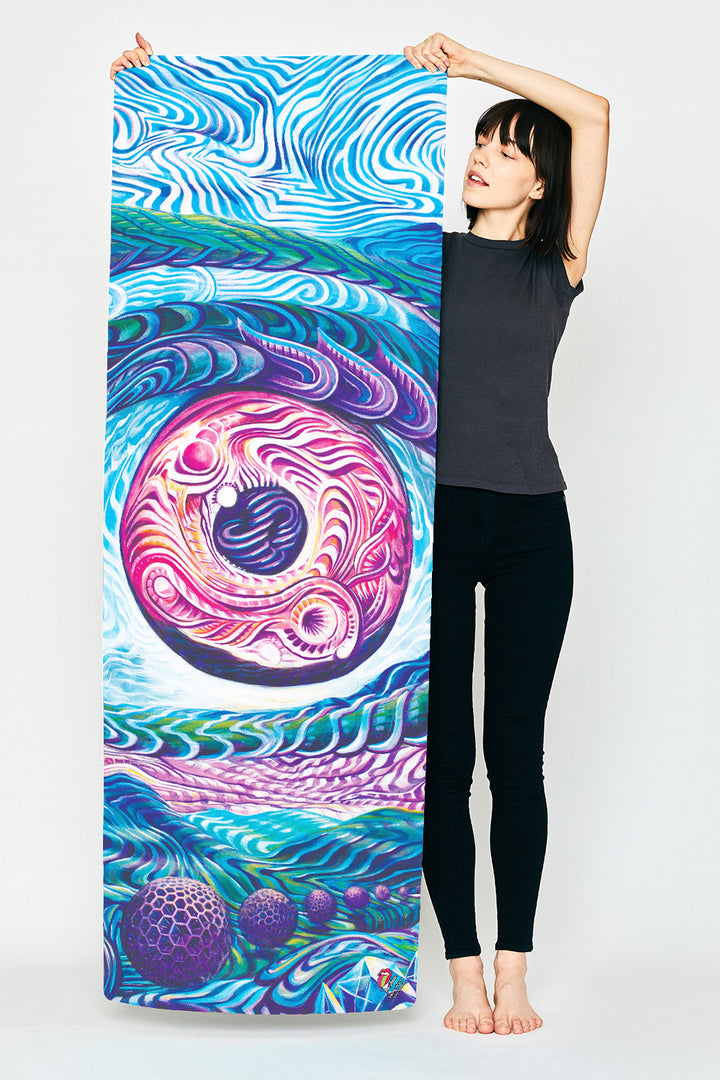 Infinite Perspective Yoga Mat