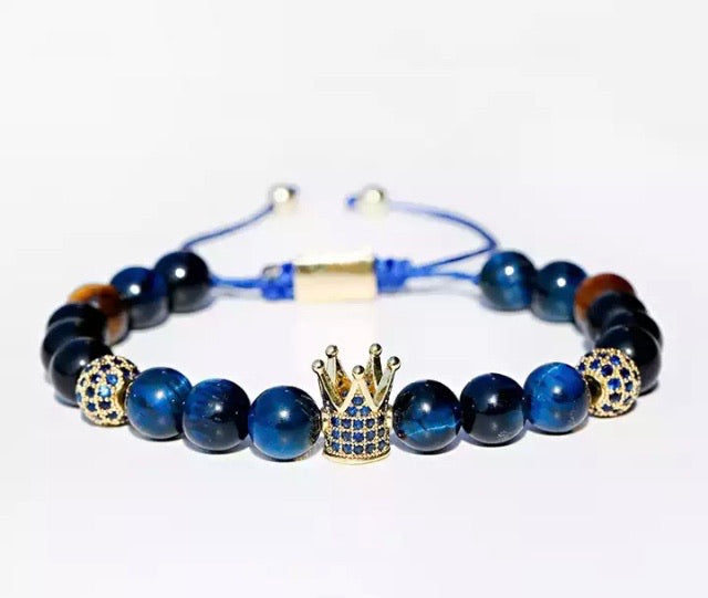 Icy Royalty Bracelet