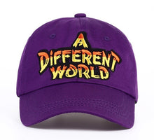 Load image into Gallery viewer, A Different World Dad Hat
