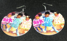 Load image into Gallery viewer, Black Lives Matter Baby Earrings