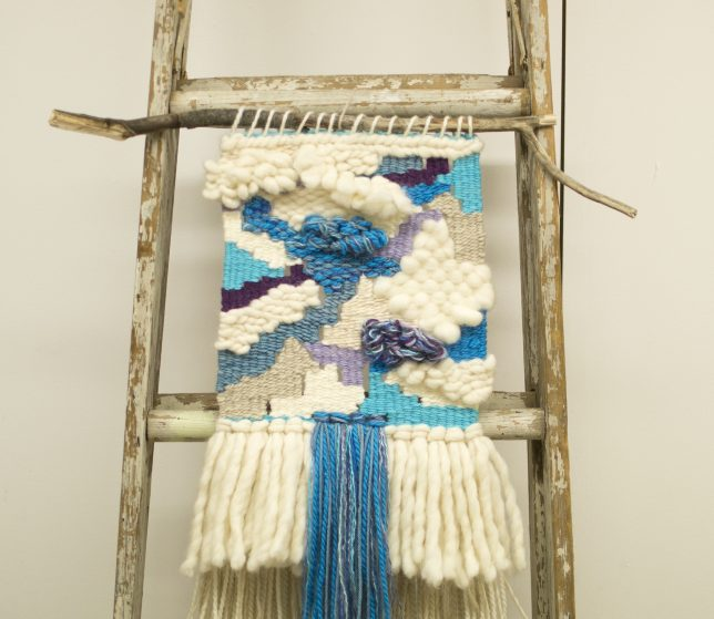 Tapestry Weaving: An ancient artform gets a makeover