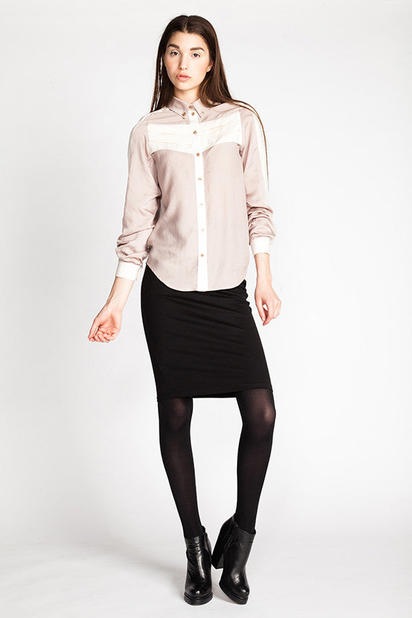 Named Clothing - Wenona Shirt & Shirt Dress