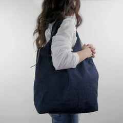 Everyday Denim Bag