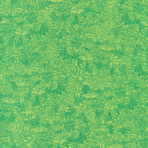 Friedlander Lawn - Green Wall Ultramarine (16613-360)
