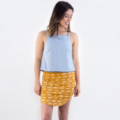 Friday Pattern Co. - Wanderer Tank
