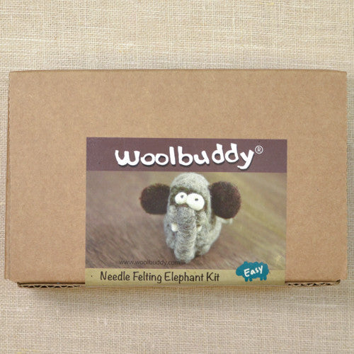 Wool Buddy Felting Kit
