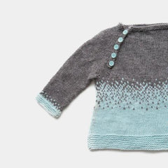 Snow Drift Baby Sweater Kit