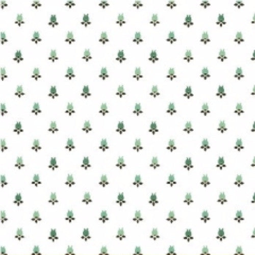 Modern Country - Flower Mint 407303