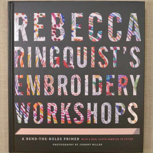 Rebecca Ringquist's Embroidery Workshop
