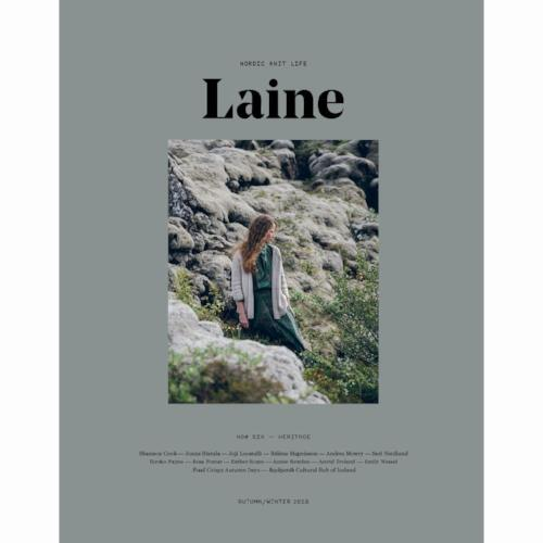 Laine Magazine Six