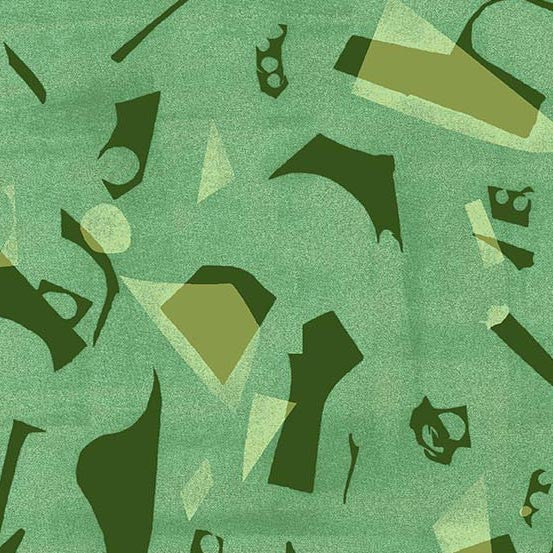 Printmaking - Picadilly Green (8177-G)