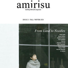 Amirisu Issue 21 / Fall & Winter 2020
