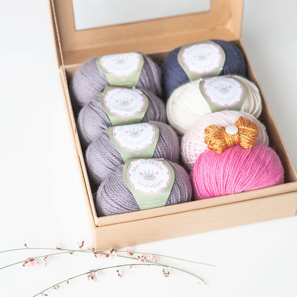 Dreaming of Spring Flowers Kit