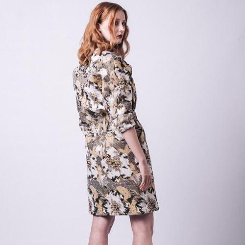 Named Clothing - Beryl Bomber Dress