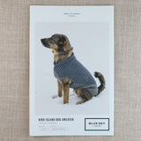 Bird Island Dog Sweater