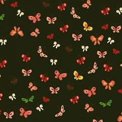 Tiger Lily Collection - Butterflies (mud)