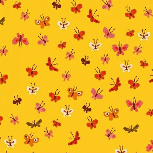 Tiger Lily Collection - Butterflies (yellow)