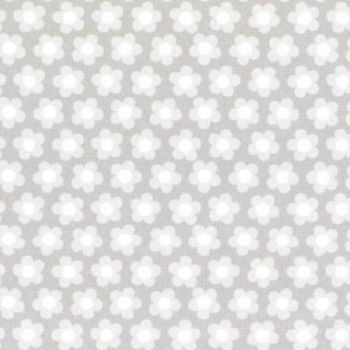 Crazy for Daisies Collection - Dulcet Dot (gray)