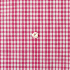 Check & Stripe Gingham Check - Cassis