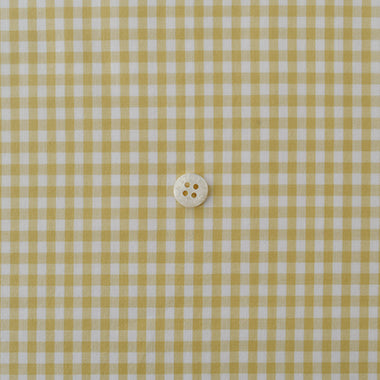 Check & Stripe Gingham Check - Mustard
