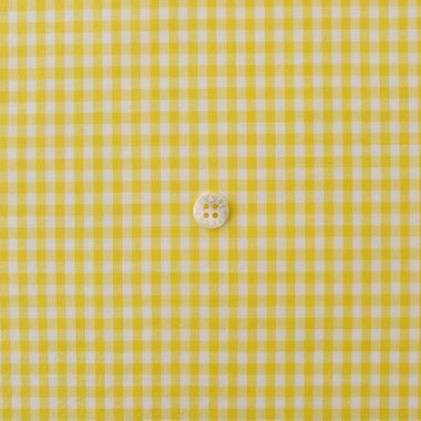 Check & Stripe Gingham Check - Yellow
