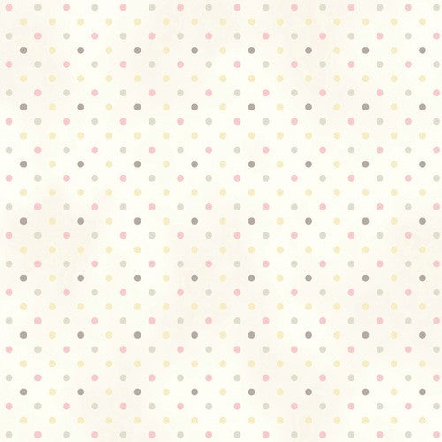 Guess How Much I Love You - Cream/Pink Dot Y2107 57
