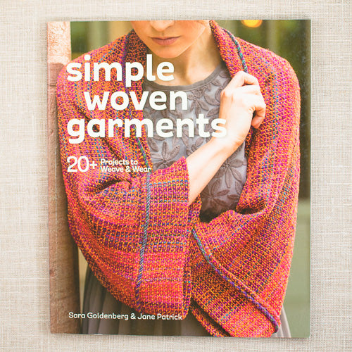 simple woven garments sara goldenberg jane patrick