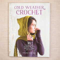 cold weather crochet marlaina bird