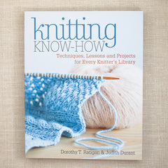 knitting know-how dorothy t. ratigan and judith durant