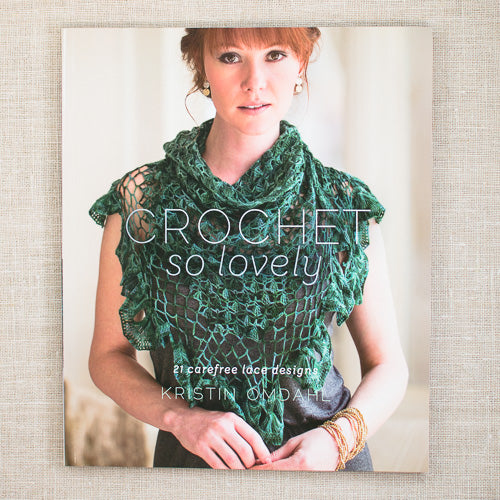 crochet so lovely kristin omdahl