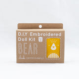 Kiriki - DIY Embroidered Doll Kit