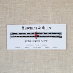 Merchant & Mills Sewing Gauge