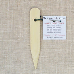 Merchant & Mills Bamboo Point Turner