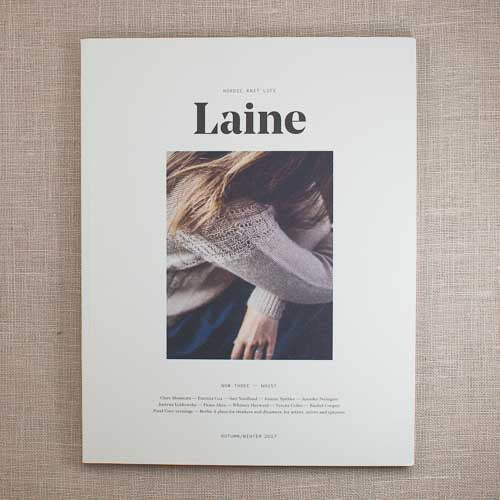 Laine Magazine Three