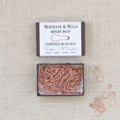 Merchant & Mills Bulb Pins Copper