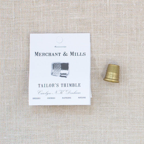 Merchant & Mills Tailors Thimble