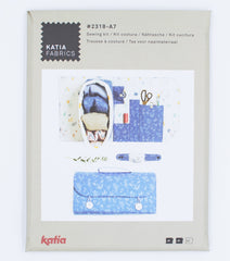 Katia Fabrics Sewing Kit Pattern (2318-A7)
