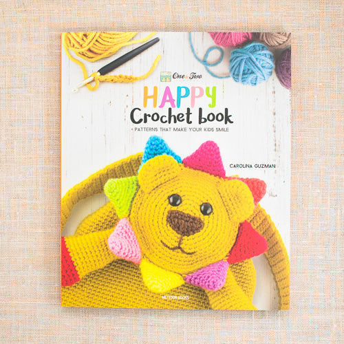 Happy Crochet Book