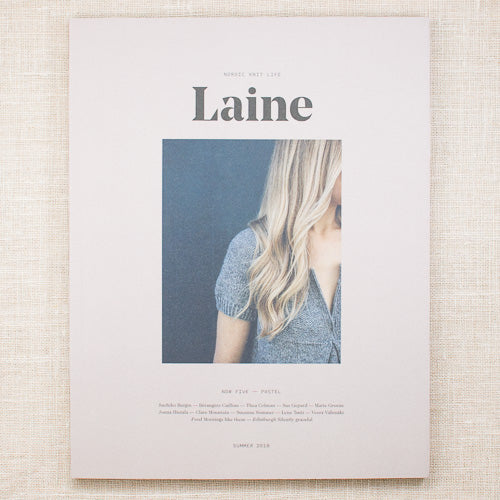 Laine Magazine Five