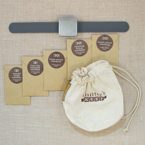 CocoKnits Knitter's Keep Kit