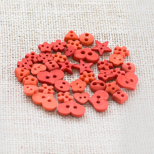 Sprinkles Micro Buttons, 35 pieces