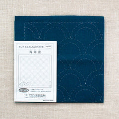 Sashiko Sampler Traditional Design