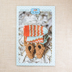 Tot Toppers Pattern Booklet - New Guy