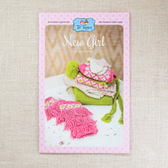 Tot Toppers Pattern Booklet - New Girl