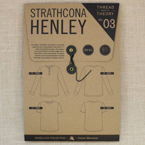 Thread Theory - Strathcona Henley